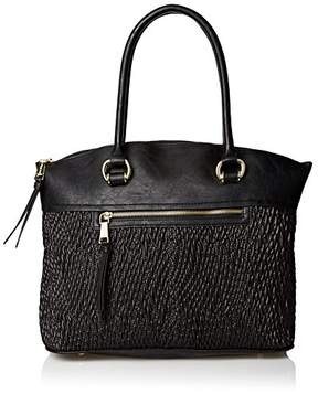 London Fog Women's Felicity Large Dome Tote