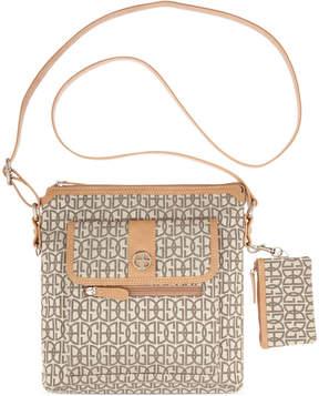 Giani Bernini Annabelle Signature Crossbody Bag, Created for Macy's