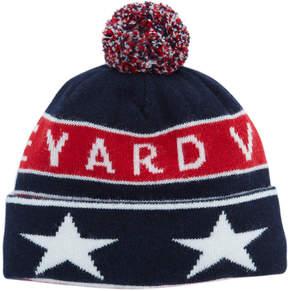 Vineyard Vines Boys Red, White & Blue Knit Hat
