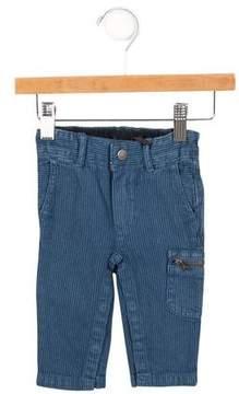 Stella McCartney Boys' Striped Cargo Pants w/ Tags