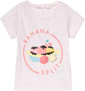 Billieblush Pink Banana Split T-Shirt