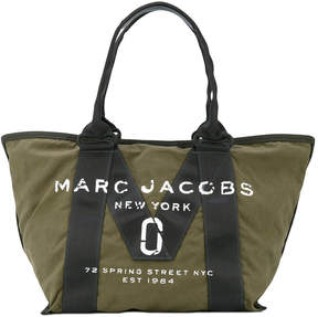Marc Jacobs new logo small tote - GREEN - STYLE