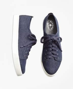 Brooks Brothers Denim Sneakers