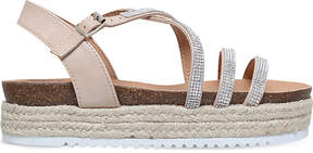 Miss KG Ramone flatform espadrille sandals