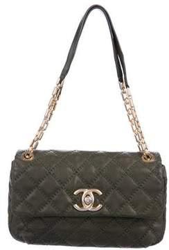 Chanel Ultimate Stitch Retro Chain Flap Bag