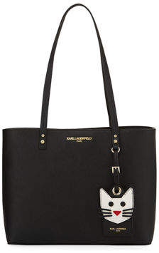 Karl Lagerfeld Paris Maybelle Saffiano Tote Bag