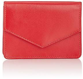 Barneys New York WOMEN'S ENVELOPE CARD CASE