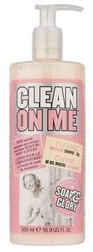 Soap & Glory Clean On Me Creamy Clarifying Shower Gel - 16.2oz