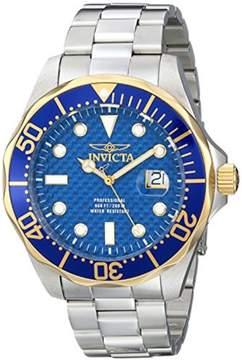 Invicta Pro Diver 12566 Blue Dial Watch