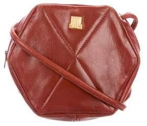 Lanvin Leather Mini Crossbody Bag