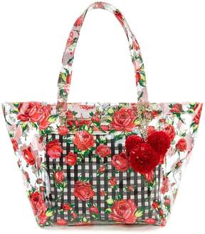 Betsey Johnson The Clear Choice Tote
