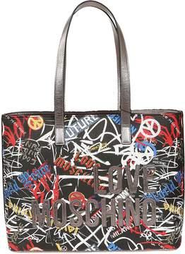 Love Moschino Printed Bag