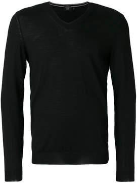 HUGO BOSS Melba V-neck jumper