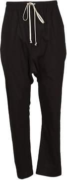 Rick Owens Drawstring Long Trousers