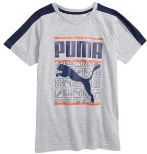 Puma Graphic Raglan T-Shirt