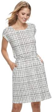 Apt. 9 Women's Cinched T-Shirt Dress