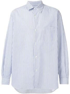 Our Legacy striped formal shirt