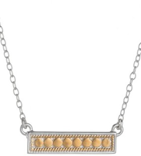 Anna Beck Women's 'Gili' Bar Pendant Necklace