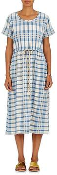 Ace&Jig Women's Camille Plaid Cotton Dress