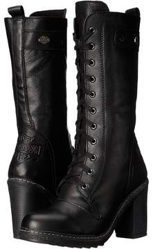 Harley-Davidson Lunsford Women's Pull-on Boots