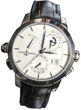 Ulysse Nardin Classic Sonata Silver Dial Automatic Men's Watch