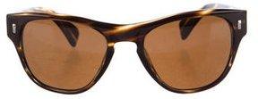 Oliver Peoples Shean Tortoiseshell Sunglasses