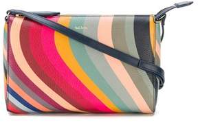 Paul Smith Women's Multicolor Leather Clutch.