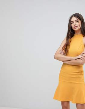 AX Paris Peplum Mini Dress
