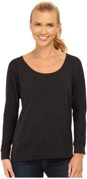 Carve Designs Cedars Dolman Sleeve Top Women's Long Sleeve Pullover