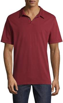 James Perse Men's Revised Standard Polo