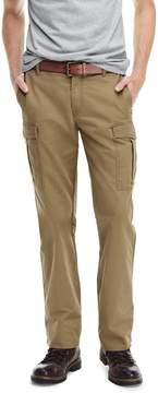 Lands' End Lands'end Men's Traditional Fit Cargo Pants