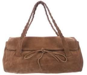Miu Miu Scamosciato Shoulder Bag