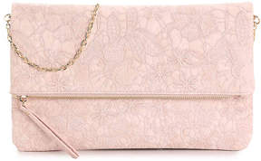 Urban Expressions Floral Clutch - Women's
