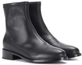 Opening Ceremony Dani leather ankle boots