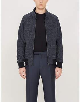 John Smedley 2.Singular wool T-shirt
