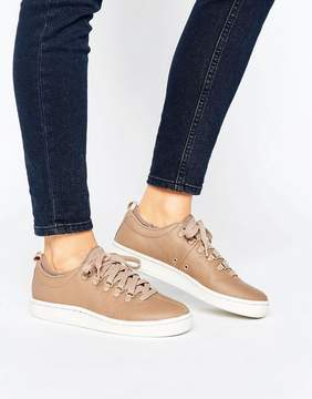 K-Swiss Roy Ankle Sock Sneakers In Taupe
