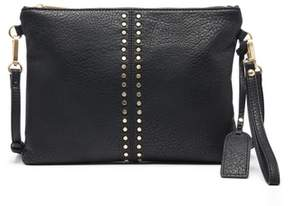 Sole Society Bayle Faux Leather Clutch