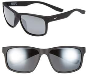 Men's Nike 'Cruiser' 59Mm Sunglasses - Pavement Black