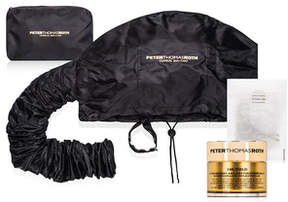 Peter Thomas Roth 24K Gold Pure Luxury Age-Defying Hair Mask Bonnet System