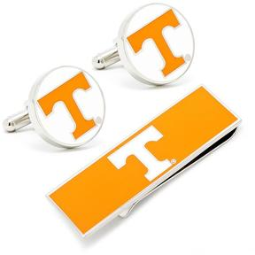 Ice U of Tennessee Volunteers Cufflinks and Money Clip Gift Set