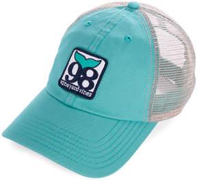 Vineyard Vines Boys 98 Patch Trucker Hat