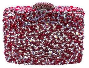 Rodo Crystal-Embellished Clutch