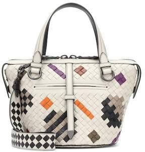 Bottega Veneta Tambura leather shoulder bag