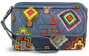 Vera Bradley RFID All in One Cross-Body Bag - PAINTED MEDALLIONS - STYLE