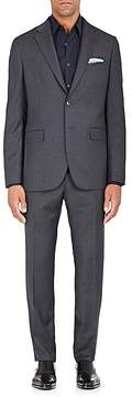 Boglioli Men's Alton Striped Wool Two-Button Suit