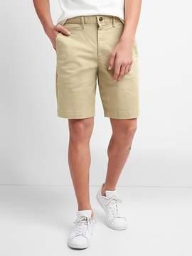 Gap 10 Washwell Vintage Wash Shorts with GapFlex