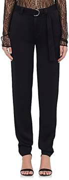 A.L.C. Women's Keith Charmeuse Belted Pants