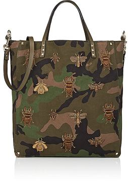 Valentino Men's Appliquéd Tote Bag