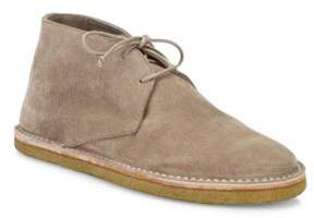 Vince Parsons Suede Chukka Booties