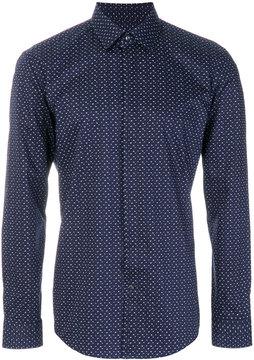 HUGO BOSS patterned shirt